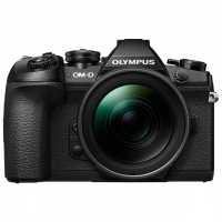 Olympus E-M1 Mark II KIT c объективом EZ-M12-40 PRO black. Фотокамера с объективом