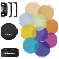 Profoto OCF Color Gel Starter Kit. Комплект светофильтров с адаптером
